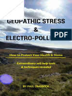 Geopathic Stress and Electro Pollution