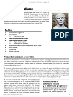 Calendario juliano - Wikipedia, la enciclopedia libre.pdf
