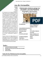 Iglesia ortodoxa de Jerusalén - Wikipedia, la enciclopedia libre.pdf