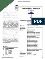 Iglesia ortodoxa - Wikipedia, la enciclopedia libre.pdf