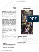 Pentecostés - Wikipedia, la enciclopedia libre