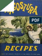 angostura recetas