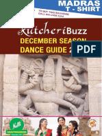KutcheriBuzz Dance Guide 2017