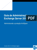 eBook Administrando o Exchange Server 2013 Administrando Antispam.rtf