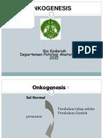 Onkogenesis S1 2012-Unpar