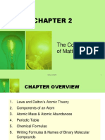 Chap2_components of Matter