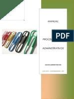 Manual de Procedimentos Administrativos - Area Administrativa Llc