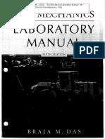 Das 2002 Soil Laboratory Manual Das