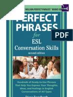 Perfect phrases for ESL conversational skills.pdf