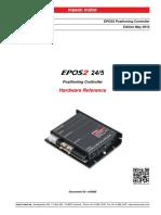 EPOS2 24-5 Hardware Reference