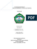 Analisis Korelasi (Statistik Pendidikan)
