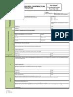 F-RAI-005 Corrective Preventive Action Report (CARE)