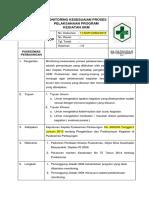 5.6.1.1. Sop. Monitoring Kesesuaian Proses Pelaksanaan Program Kegiatan Ukm