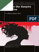 Race in the Vampire Narrative