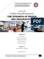 People and Organization