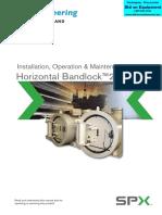 IOM Horizontal Bandlock 2 Closure - Manual
