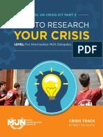 MUN Institute Crisis Guide Part II 1