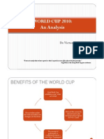 World Cup 2010 Analysis