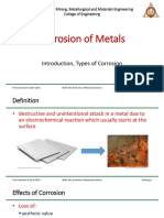 16 Corrosion of Metals
