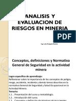 Semana 1 y 2  Conceptos, definiciones y Normativa General de Seguridad en la actividad minera..pptx