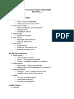 li chapter 2 reverse outline