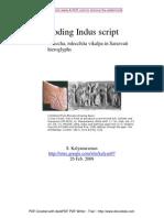 12807602 Decoding Indus Script