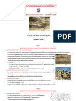 Geologia Estructural - Parte Practica