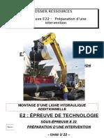 5693 Dossier Ressources Sous Epreuve e22 Bp Mm Option b Metropole Antilles Sept 2014