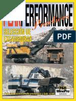 1) Peak Performance Practices - Excavator Selection (Español)