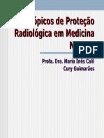 Topicos Protecao Radiologica Profa Dra Maria Ines Calil Cury Guimaraes