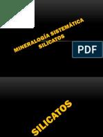 sistematica- silicatos
