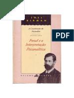 BIRMAN - Freud e a Interpretação Psicanalítica