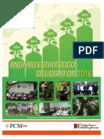 Anuario Estadistico 2016 VF DIAGRAMADO Final