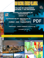 Clase N_ 1. Transporte Urbano