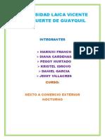 Variables economicas y demograficas Ecuador