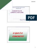 1. Concretos - Introdução e Materiais Constituintes.pdf