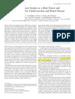 BG.bm.CC.2002. Sistema Renina-Angiotensina Como Factor de Riesgo y Diana Terapéutica