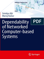 BOOK - Ajit Kumar Verma, Srividya Ajit, Manoj Kumar Auth. Dependability of Networked Computer-based Systems - Reliability Engineering - Springer