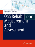 BOOK - Shigeru Yamada, Yoshinobu Tamura (Auth.)-OSS Reliability Measurement and Assessment-Springer International Publishing (2016) - Reliability Engineering - Springer
