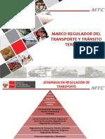 PPT MARCO NORMATIVO TRANSPORTE Y TRÁNSITO.pptx