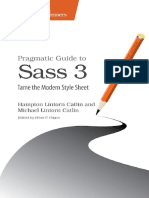 Catlin_Pragmatic Guide to Sass 3