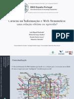Ciência da Informação e Web Semântica