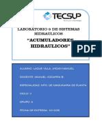 LABORATORIO 9 - ACUMULADOR