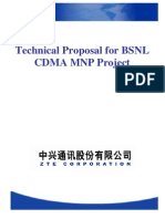 Technical Proposal for BSNL CDMA MNP_Final 11.05
