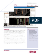 Camcad Manufacturing Datasheet