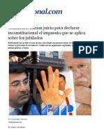 Ganancias_ Inician Juicio Para Declarar Inconstitucional El Impuesto Que Se Aplica Sobre Los Jubilados – IProfesional