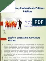Curso Diseño y Evaluacion e Poliitcas Publicas Unh 2017.