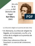 Presentación Marx