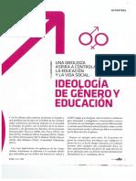 Andrés Jiménez Ideología de Género y Educación 6-17