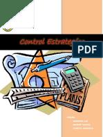 Control Estrategico
